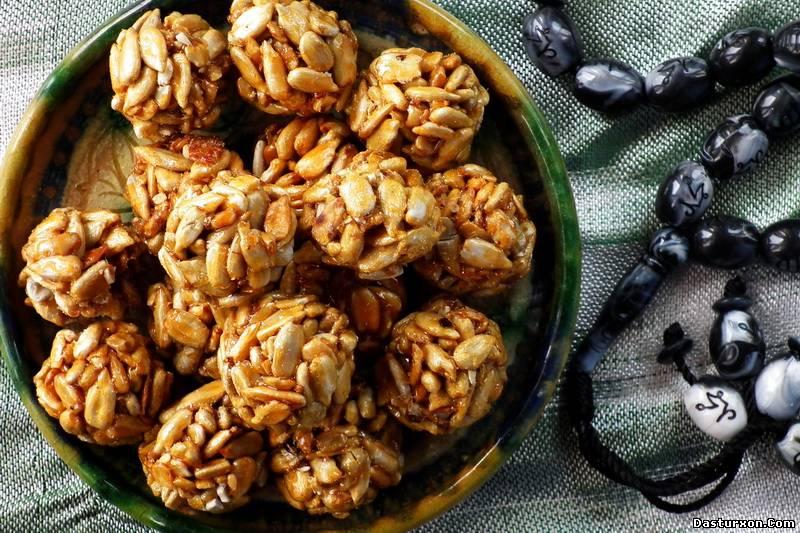 Рецепт козинаки из грецких орехов в домашних условиях